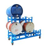 TY drum rack stacking