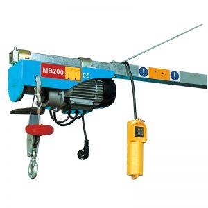 MB200 Mini Electric Hoist, electric lever hoist