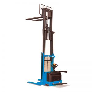 Heavy duty full electric lift stacker