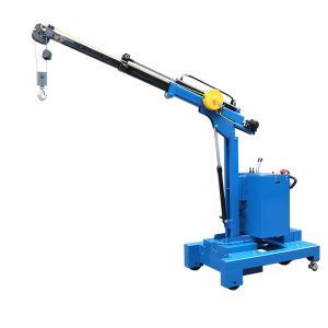 FEC full electric hydraulic lifting crane