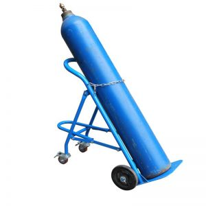 TY fold-down cylinder hand truck