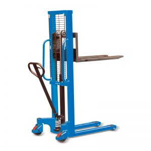 PA hydraulic hand stacker