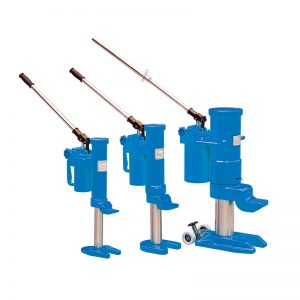 HM100R swivel toe jack