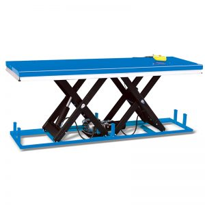 HW D large platform lift table