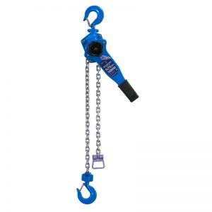 LWR manual lever chain hoist