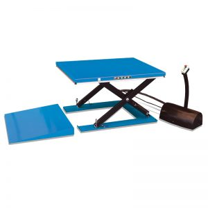 HY low profile electric lift table