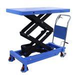 manual hydraulic lift table