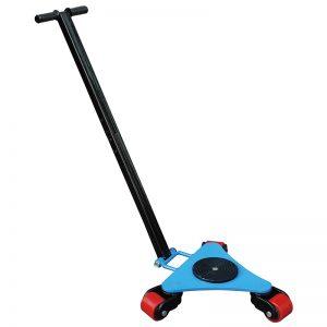 Heavy-duty Rotating Roller Machine Skates
