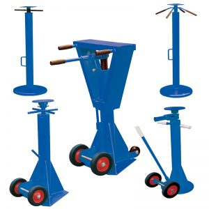 TJ Trailer Stabilizer Jacks