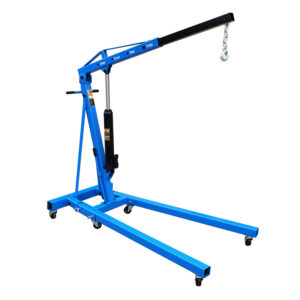 workshop floor crane